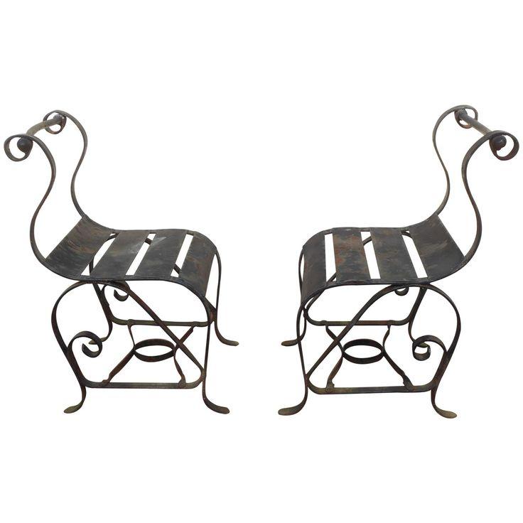 Best 20+ Wrought iron chairs ideas on Pinterest | Iron ...