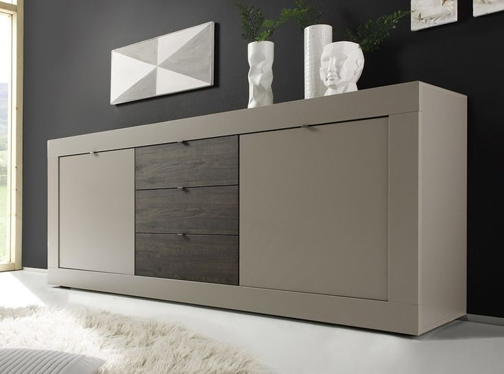 27 best sideboards highboards buffets images on pinterest children furniture dining room - Moderne highboards ...