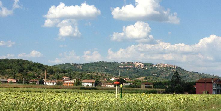 Caldana, Tuscany