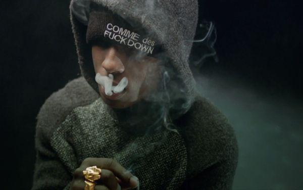 "A$AP Rocky ""Fuckin' Problem"" featuring Kendrick Lamar, Drake"