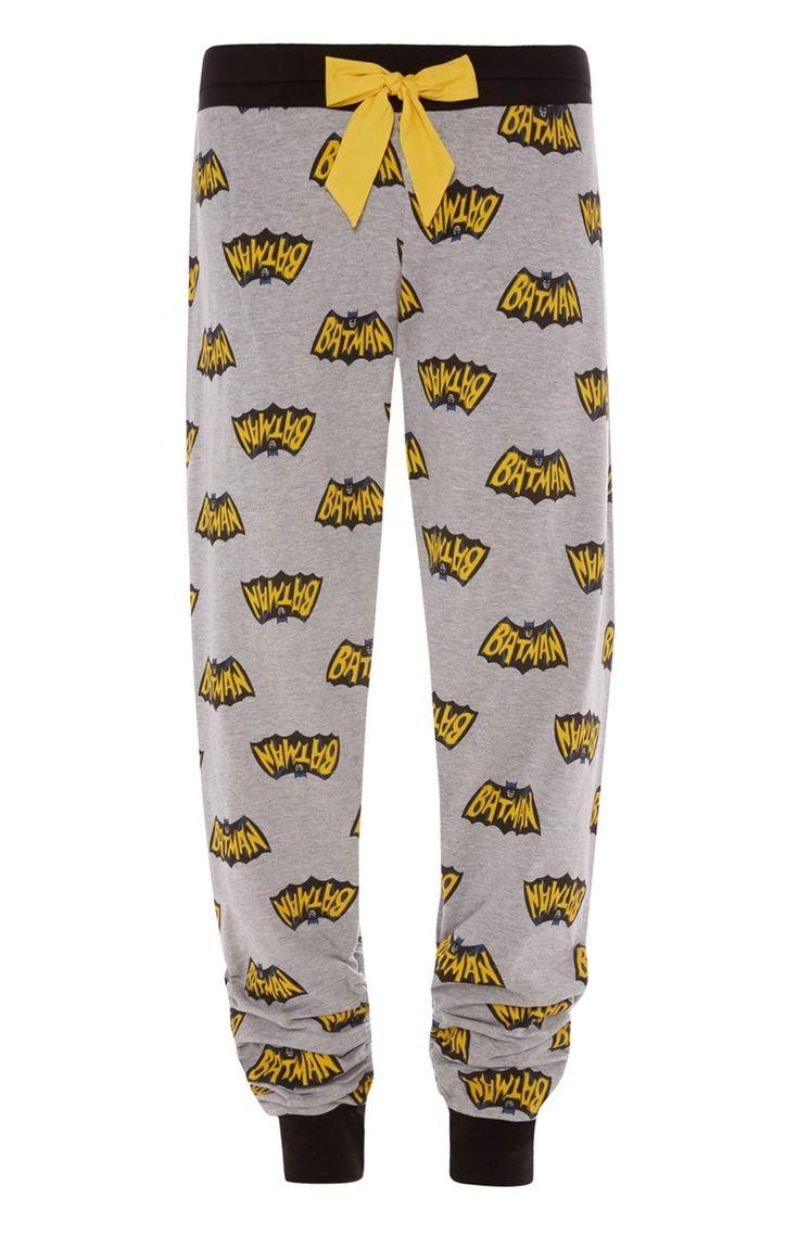 Primark - Grijze legging Batman