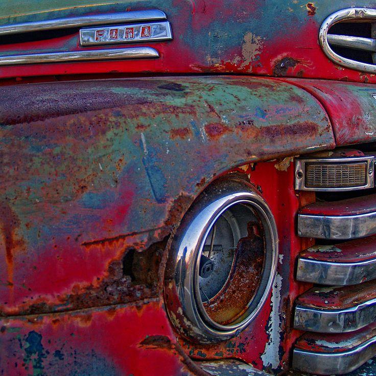 Rusty Ford, photo by Brian Mollenkopf