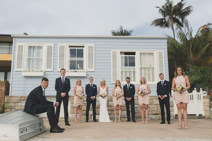 Watsons Bay wedding | Watsons Bay Hotel | watsons-bay-boutique-hotel-wedding | www.guijorge.com.au