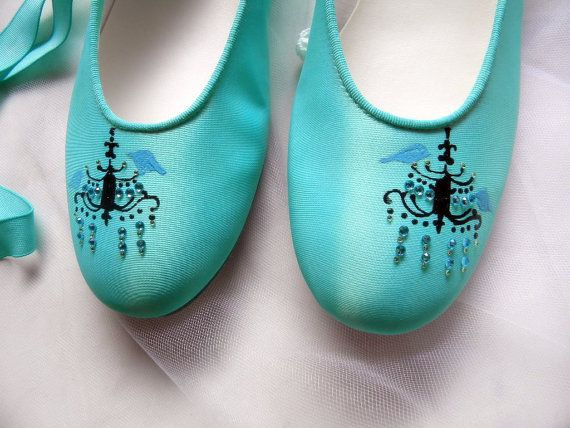 shoes for the bride: Shoes Tiffany, Wedding Shoes, Style, Tiffany Blue, Weddings, Blue Flats, Flats Chandeliers