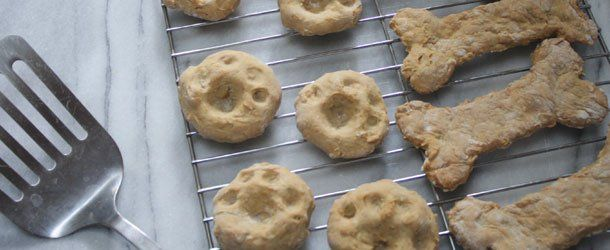 Pawfully Good Dog Biscuits