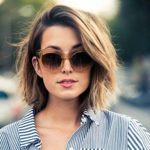 Haartrend: De nieuwe boblijn