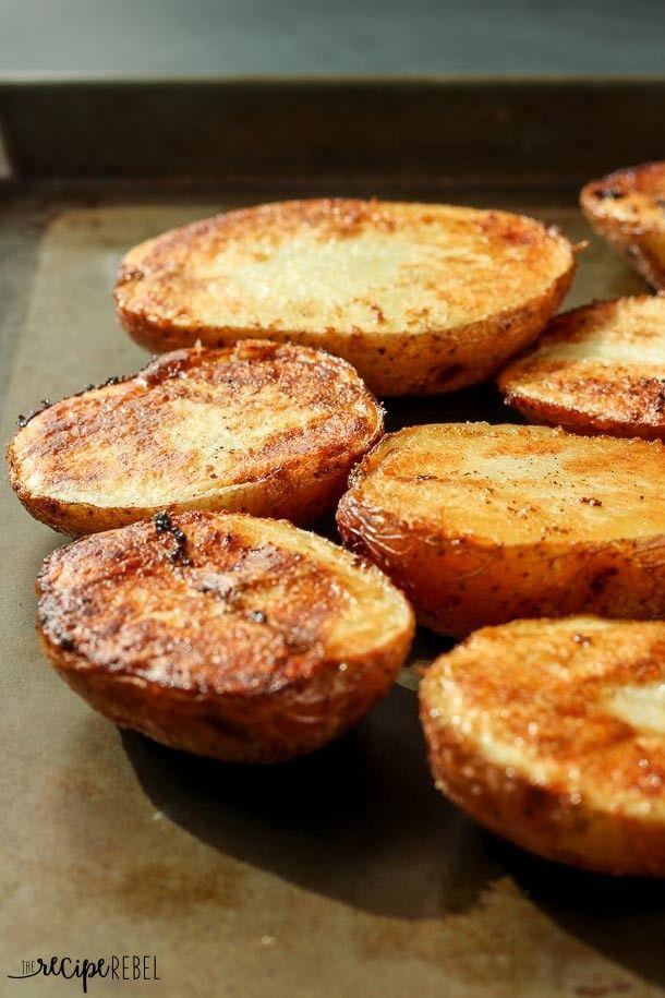 how to get crispy roast potatoes