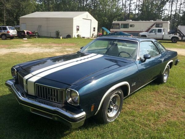 1975 oldsmobile 442 cars bop gm pinterest for 74 cutlass salon