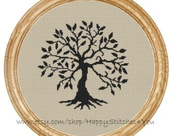Cross Stitch Pattern PDF stork baby DD0042 от HappyStitches4You