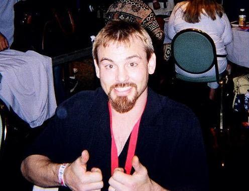 professional wrestlers   Matt Hyson (Spike Dudley)