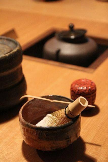 tea ceremony (chanoyu)