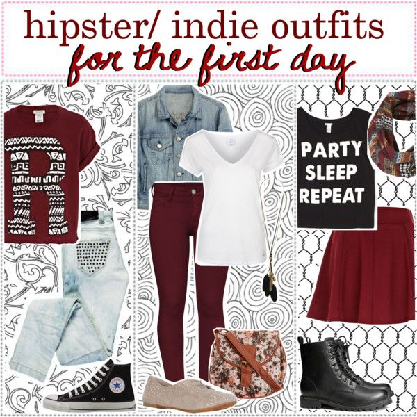 Hipster Girl Outfits Polyvore Best 25+ Indie ...