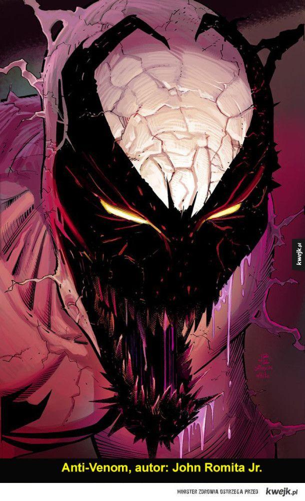 Bohaterowie z Uniwersum Marvela na ilustracjach różnych autorów - Spider-Man, autor: Paolo Rivera