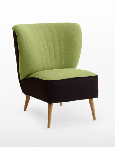 CHAIR EMMA OLIVE GREEN Give yourself a little sweetness. Make yourself comfortable and feel the sweet delight of resting on an armchair Emma. Each envies you such a time.