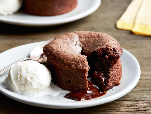 Get Ree Drummond's Chocolate Lava Cakes Recipe from Food Network uses three egg yolks per recipe (4 servings)