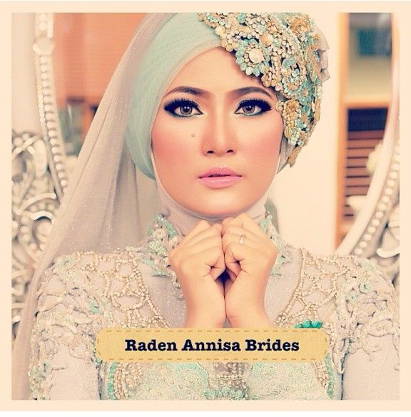 #brides #wedding #hijab