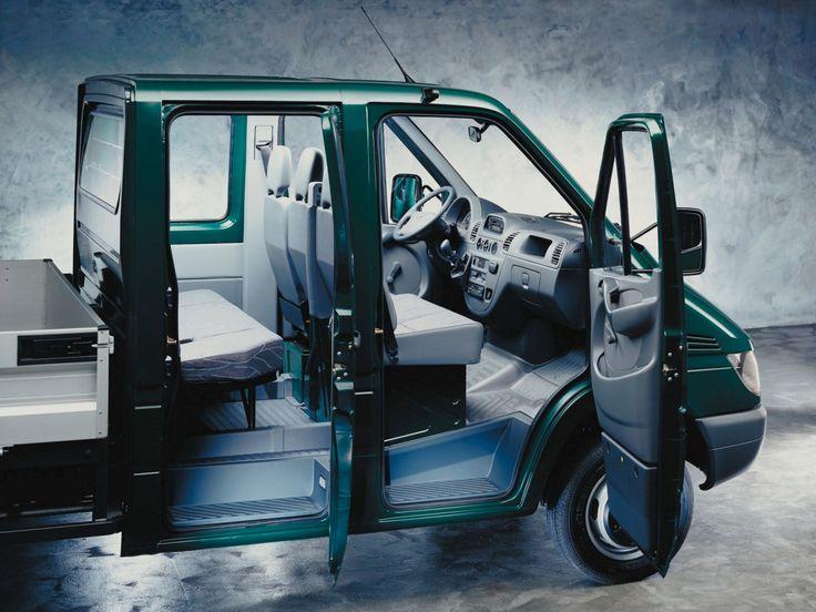 Mercedes-Benz Sprinter 416 CDI Pritschenwagen mit Doppelkabine (Br.904)
