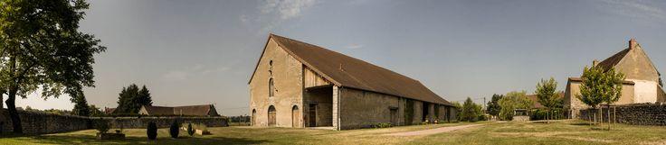 Domaine de l'Ecart - Salle de réception 450 m2 - Domaine de l' Ecart à Genelard(71) - Location de salles