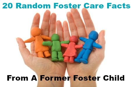 20 Foster Care Statistics From a Former Foster Child