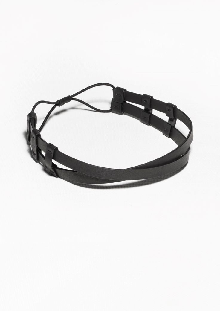 & Other Stories | Leather Headband