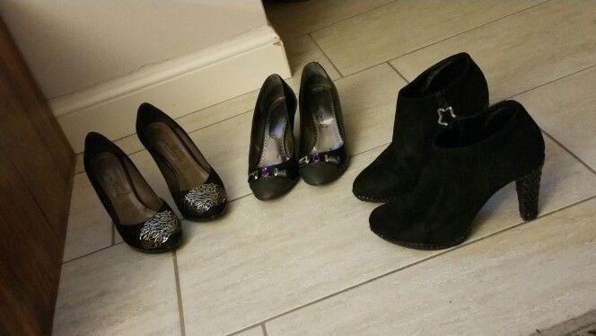 Ristrutturato vecchie scarpe.