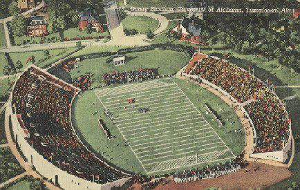 #ROLLTIDE...Denny Field in 1920 Tuscaloosa, Alabama  #NCAA #CollegeFootball  For Great Sports Stories, Funny Audio Podcasts, and Football Rules Tutorial www.RollTideWarEagle.com