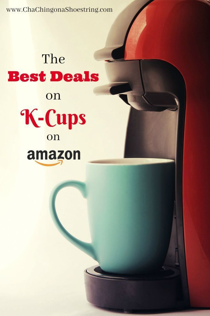 the best prices for kcups on amazon this week - Cheapest K Cups