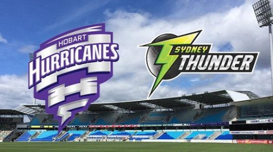Table of Contents Who Will Win Sydney Thunder vs Hobart Hurricanes 13th T20 Today Match Prediction 1st Jan 2018Sydney Thunder SquadHobart Hurricanes Squad Who Will Win Sydney Thunder vs Hobart Hurricanes 13th T20 Today Match Prediction 1st January 2018. Get SYT vs HBH, 13th Live Match Preview & Cricket Highlights. Live Cricket Scorecard Ball By Ball Who Will …