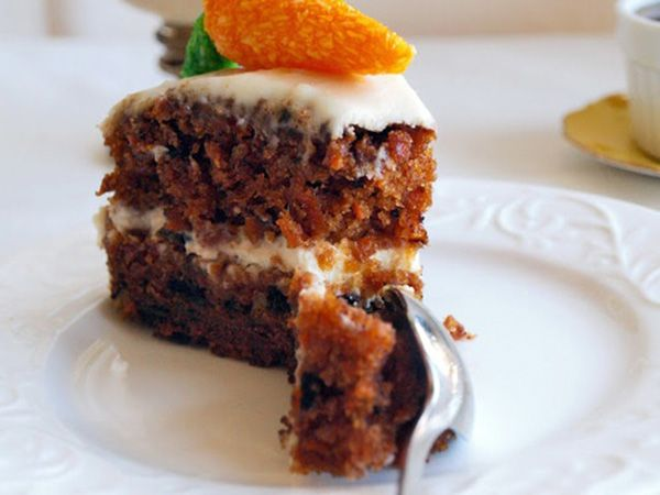 Daddy Cool!: Κέικ καρότου με επικάλυψη κρέμα τυριού