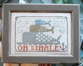 Hands On Design ~ To The Beach ~ Oh Whale – Down Sunshine Lane