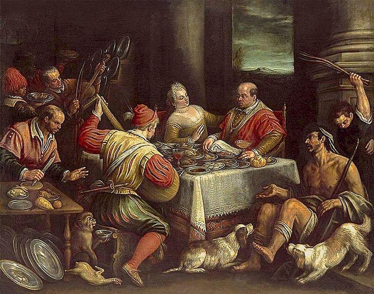 DIOS ME HABLA HOY: Lucas 16, 19-31  http://es.catholic.net/op/articulos/13088/el-rico-epuln-y-el-pobre-lzaro.html