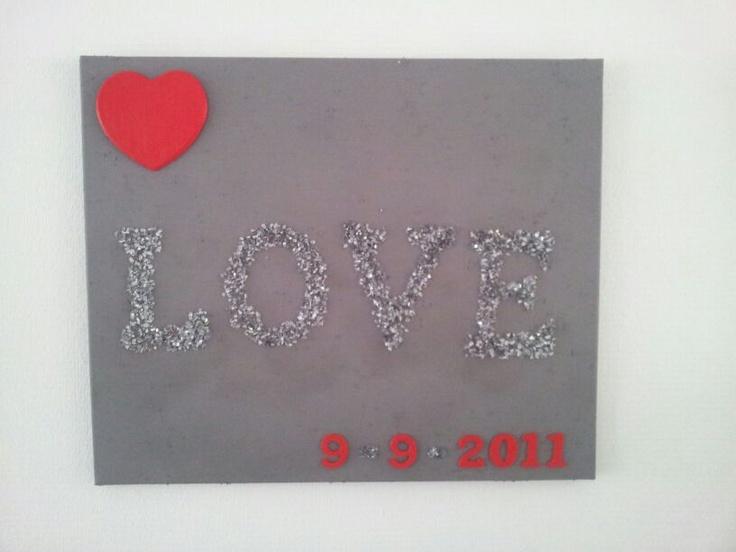 Love :-)