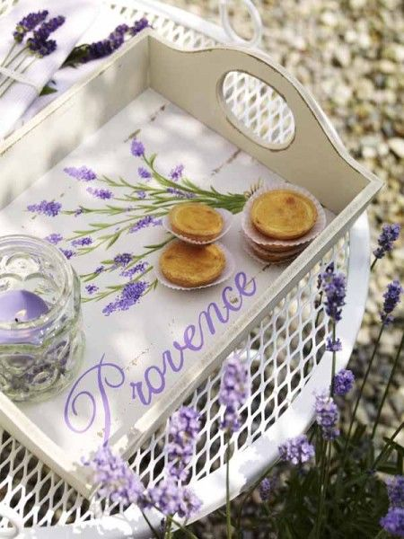 ❤️❤️Deko im Provence-Stil ❤️❤️