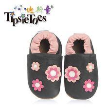 Tipsietoes Brand Casual ovčej kože dieťa deti Mäkké Sole Batoľa Topánky mokasíny pre dievčatá Princess New 2015 Babie leto Móda (Čína (pevninská časť))