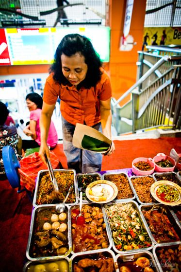 the street food