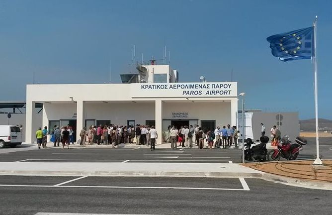 Passenger Numbers in Greek Airports Up in January-May.
