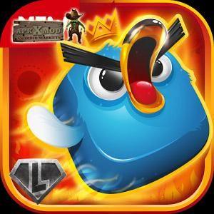 Hero Parrot Mod (Money) Apk v1.0.6 Download do Android  Explicação: Um excelente projeto de aventura com gráficos bonitos e jogabilidade versátil e interessante para agilidade, velocidade de reação e força dos nervos, o que ser esticado como uma corda durante a passagem de áreas extremamente perigosas.