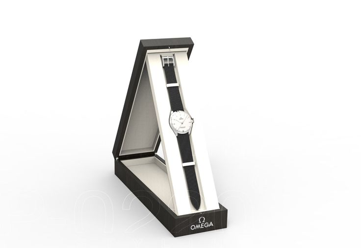 Écrin Montre / Watch Box designed by Pozzo di Borgo Styling.