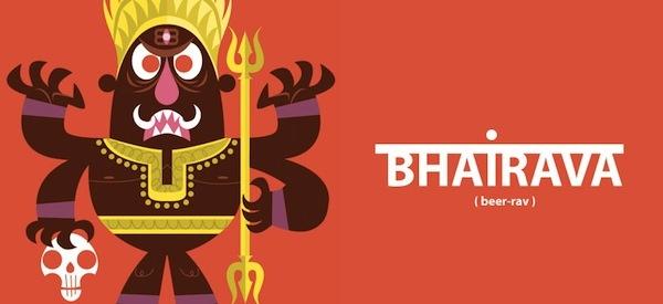 Pixar Animator Creates Gorgeous And Adorable Illustrations Of Hindu Deities