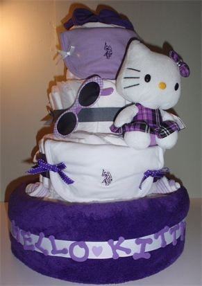 18 best images about Tangela s Diaper Cakes on Pinterest ...