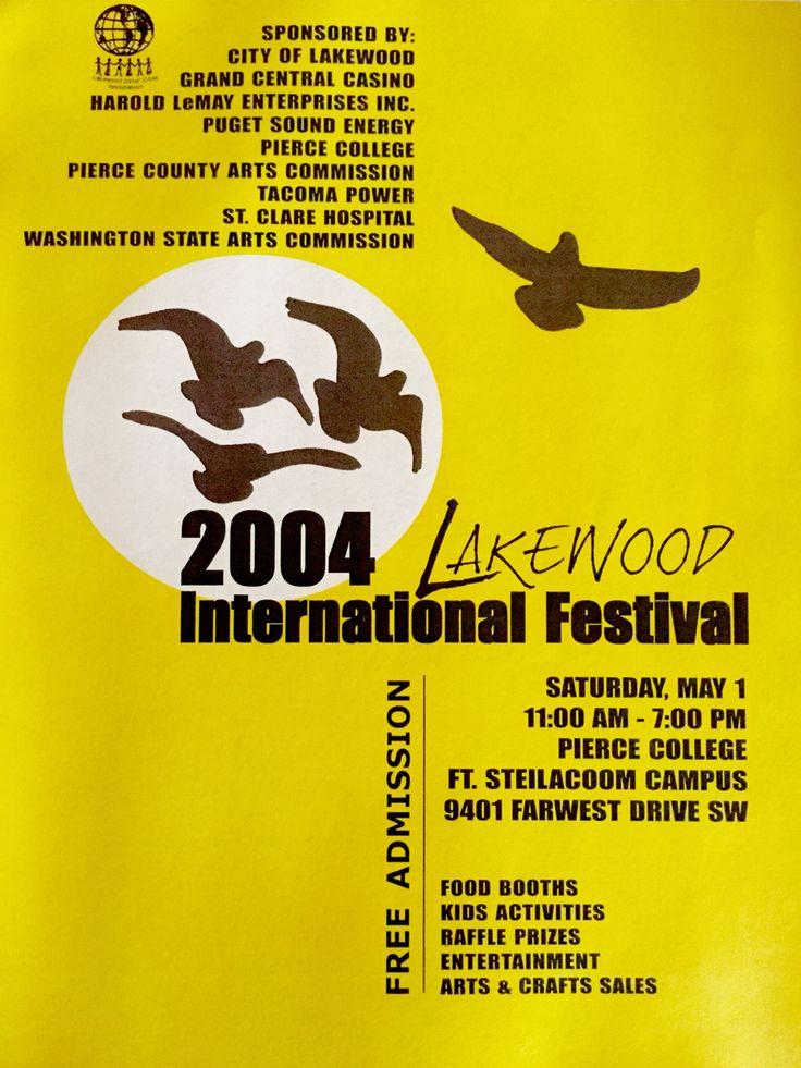 2004 Lakewood International Festival