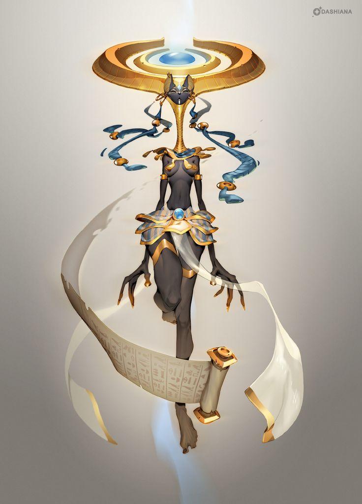 Winner of the CHARACTER DESIGN CHALLENGE! for #EgyptianGods • Ellinoora Laine*  • Blog/Website | (https://www.artstation.com/artist/dashiana) ★ || CHARACTER DESIGN REFERENCES™ (https://www.facebook.com/CharacterDesignReferences & https://www.pinterest.com/characterdesigh) • Love Character Design? Join the #CDChallenge (link→ https://www.facebook.com/groups/CharacterDesignChallenge) Promote your art in a community of over 100.000 artists! || ★