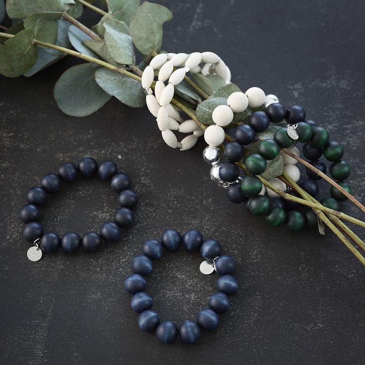 Aarikka - Bracelets : Pohjola bracelet
