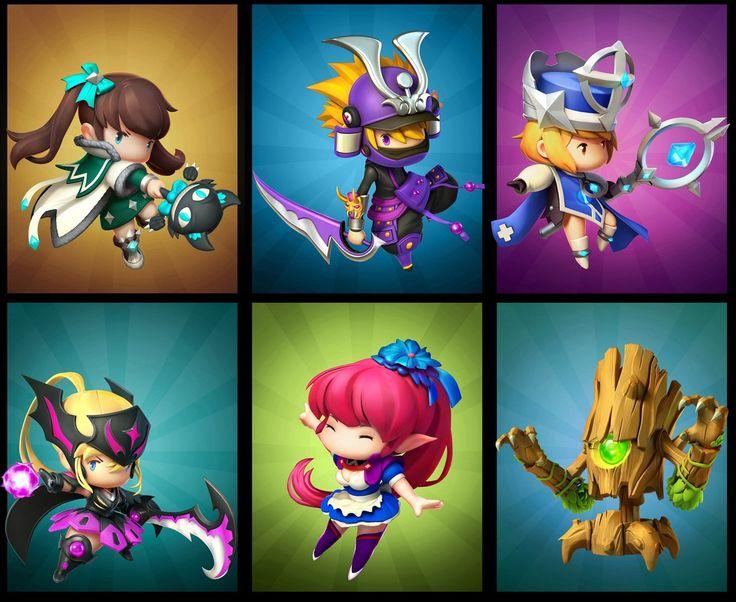 ArtStation - dungeon striker fan art, zi chen gong