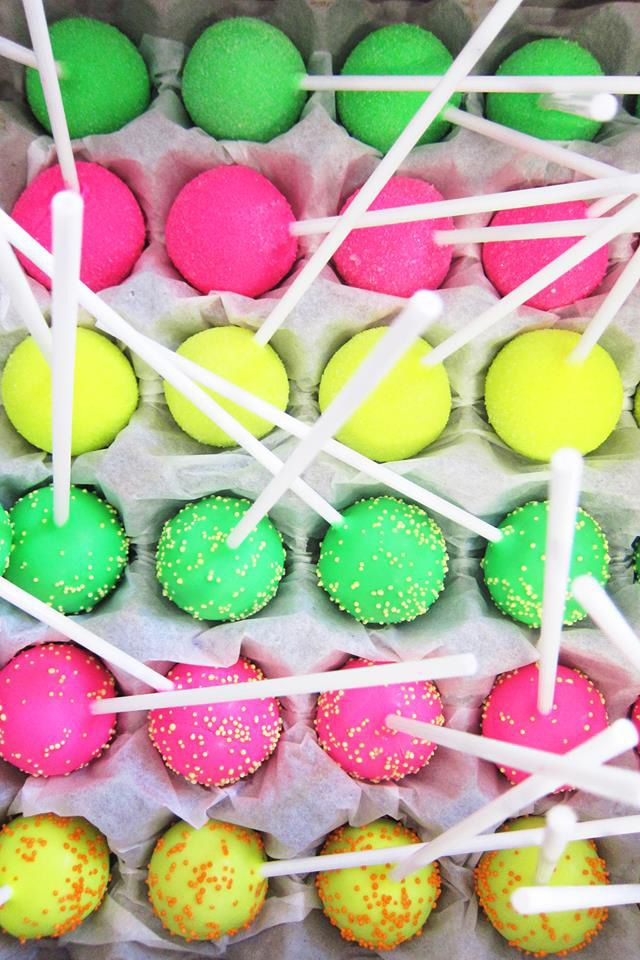 Could cover the big egg crates with blue tissue paper to make a nice/cute place to put cake pops for sweet 16