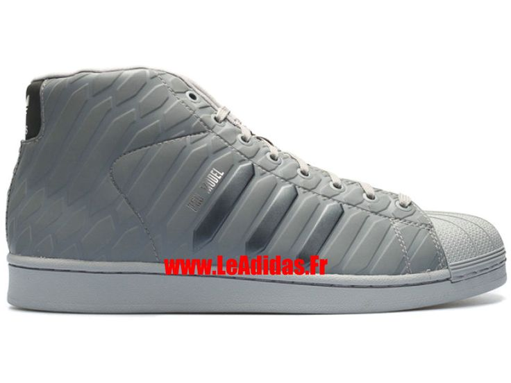 "Adidas Pro Model ""Xeno"" - Chaussures Adidas Running Pas Cher Pour Homme/Femme Gris q16535"