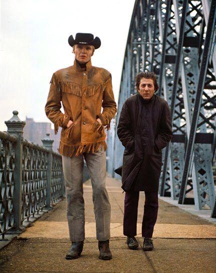 Midnight Cowboy (John Schlesinger, 1969) Jon Voight & Dustin Hoffman