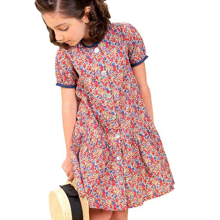 Milou & Pilou Liberty Dress Georgina