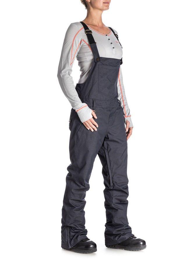 roxy torah bright glisten women's skisnowboard bib pants