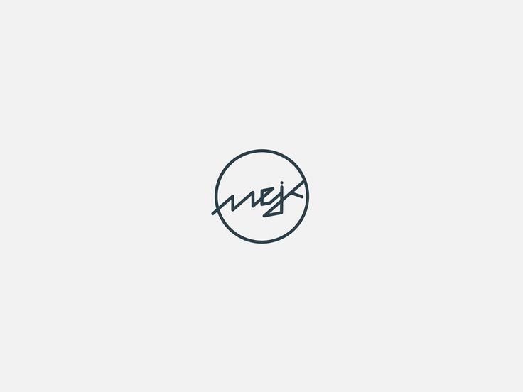 MEJK | logotype, logo. Ortografika.